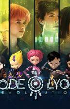 Code Lyoko (Ulrich x reader) by deep-sea-green1234
