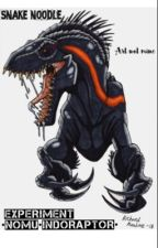 Izuku•Experiment•NOMU•Indoraptor (discontinued) (re-boot out Now) by _-_kurogiri_-_