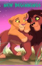 The Lion King: Kovu and Kiara-New Beginnings by TinaLuvlii