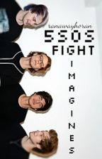 5 Seconds Of Summer Fight Imagines by ranawayhoran