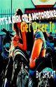 It's a Girl on a Motorbike. Get Over It. [1] by SPK147