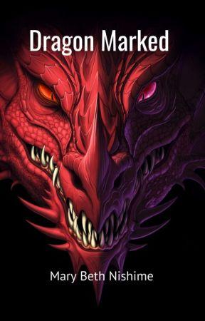 Dragon Marked by MaryBethNishime