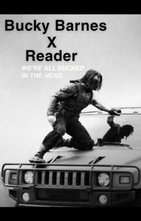 Bucky Barnes X Thick Reader