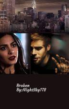 Broken -[Isabelle Lightwood] by NightSky178