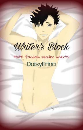 Writer's Block by DaisyErina