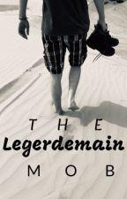 The legerdemain mob  (boy x boy)  by noface881