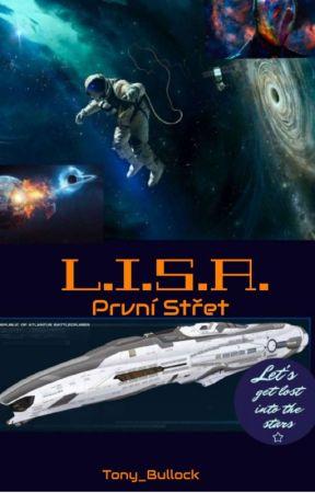 L.I.S.A: první střet  by Tony_Bullock
