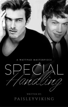 Special Handling  (manxman) by PaisleyViking