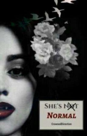She's Not Normal (Camren)   by CamrenGreenAndBrown