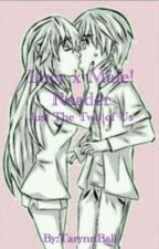Lucy x Male! Reader: Just The Two of Us {A Elfen Lied Fanfic} by BernNarakuFrederica
