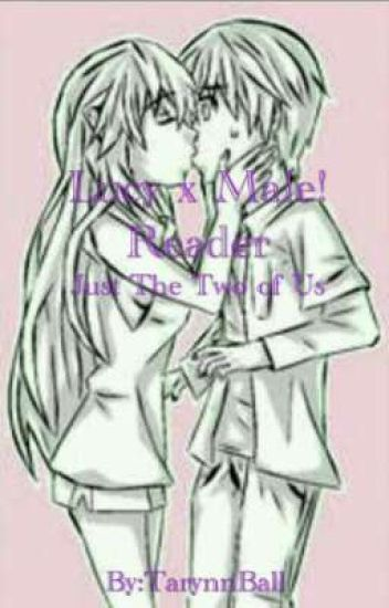 Lucy x Male! Reader: Just The Two of Us {A Elfen Lied Fanfic}