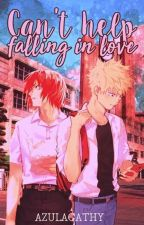 Can't help falling in love; KiriBaku by AzulaCathy