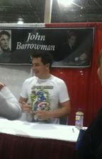 Meeting John Barrowman by oliviaroselover