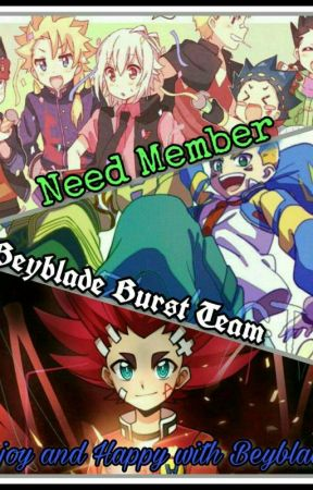 [Tuyển Mem] Beyblade Burst Team by _BeybladeBurst_Team_
