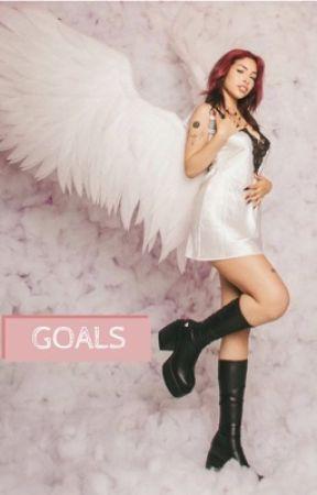 Goals • ruby martinez by livinlavish05
