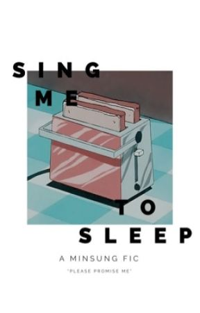 SING ME TO SLEEP.  /  l.mh x h.js  by anxiline