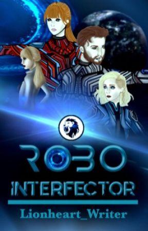 Robo: Interfector  by lionheart_writer
