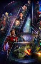 Avenger/ Marvel cast imagines by fanningchloe225