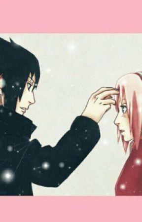 Los sentimientos de Sasuke bajo la lluvia. SASUSAKU by RABBITTEETH