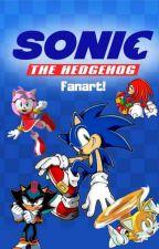 Sonic & Friends Fanart by Multi-FandomWriter
