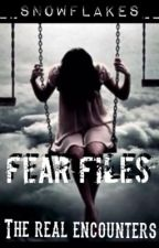 Fear Files by __snowflakes__