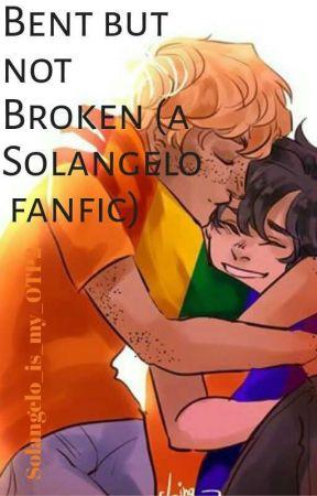 Bent but not Broken (A Solangelo fanfic) - Chapter 2: Lake