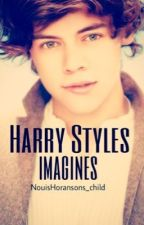 Harry Styles Imagines by NouisHoransons_child