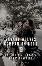 Savage Wolves Companion Book by renacollins