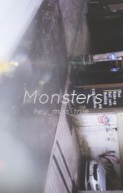 Taming The Monsters [Big Bang Fanfiction] by -artaestic