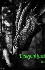 Dragon Quest by greekgodlover