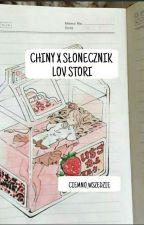 Chiny x Słonecznik Lov Stori ||Patologiczny Świat Hetalii|| by NobodyLovesTsundere