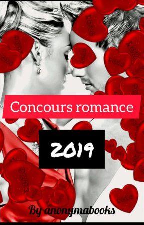 Concours romance 2019 ! [FERMÉ] by anonymabooks