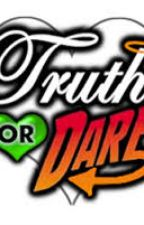 Truth or Dare ( One Shot Story ) by Kchryszxthyn