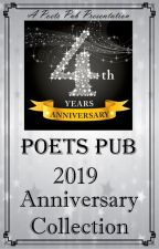 Poets Pub 4th Anniversary Collection - 2019 by PoetsPub