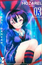 Spiders In Shadows (Peni Parker X Shadow Angel) by Anti-Angel17