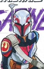 Sabine is on the hunt for Ezra  by themastermammal442