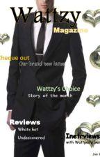 Wattzy Magaine by Wattzymag