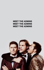 MEET THE ADMINS by THESPNCOMMUNITY