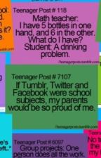 Teenage Posts by Eve_Trouble