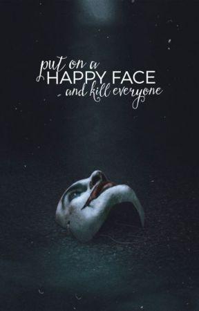 Happy Face ☻ Joker by JBHiddleston