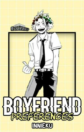 Boyfriend Preferences ━ BNHA/MHA - 14  When You're Sick
