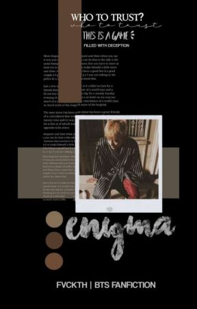 ENIGMA | BTS AU by FVCKTH_