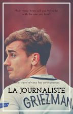 JOURNALISTE -Antoine Griezmann by frygaelle