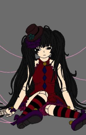 The Marionette by shadow_the_eevee
