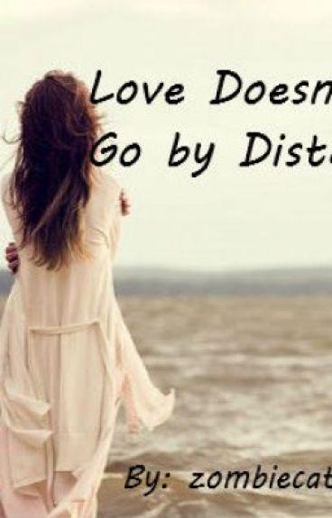 Love doesn't go by distance by zombiecatninja