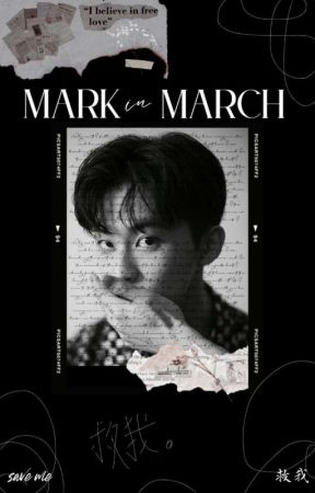 mark in march, mark lee by ddaeng5