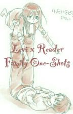 Levi x Reader Family one shots by FTailSEater12426