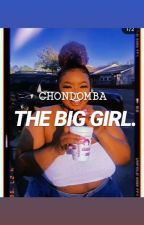 CHONDOMBA ; The Big Girl.  by buriedflor_