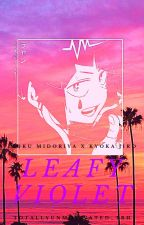 Leafy Violet by UnmotivatedVol1