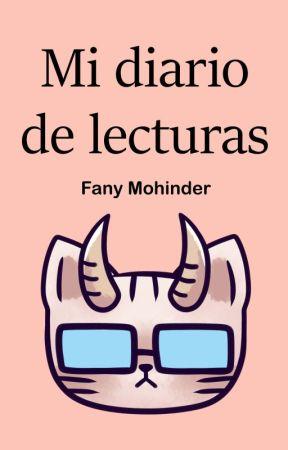 Mi diario de lecturas by FanyMohinder